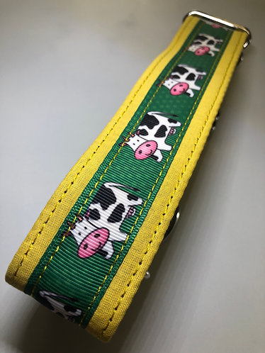 Green cow martingale