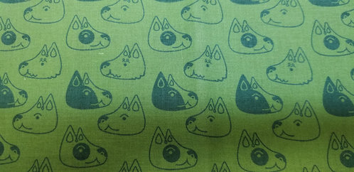 Green Dog faces Martingale