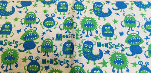 Monsters Martingale