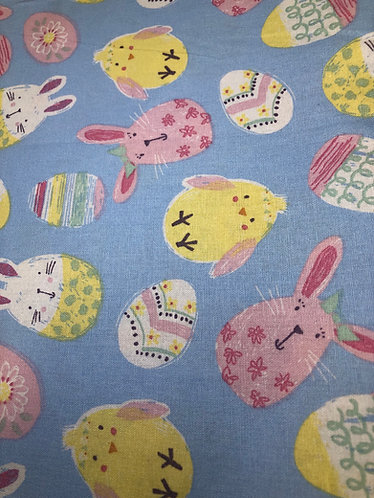 Easter Bunny Eggs Martingale