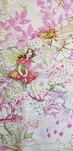 Petal Flower Fairies Martingale