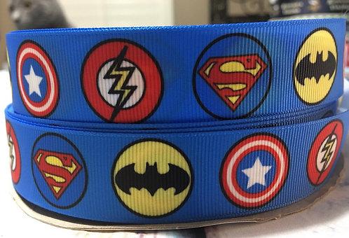 Super hero collar