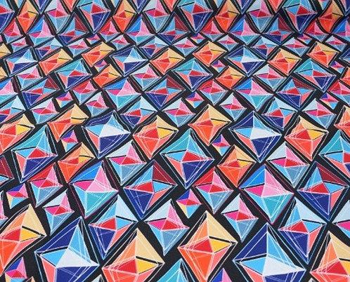Geometric Diamonds Martingale