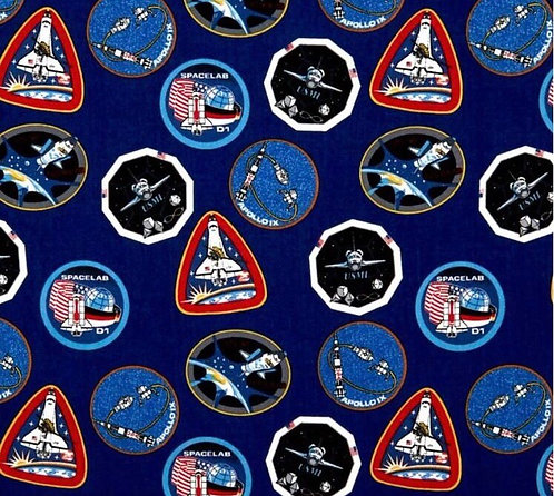 Out of This World NASA Martingale
