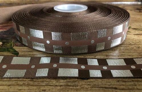 "1.5"" Chewbacca belt martingale wrap"