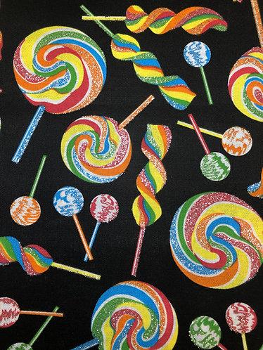 Sparkle candies martingale