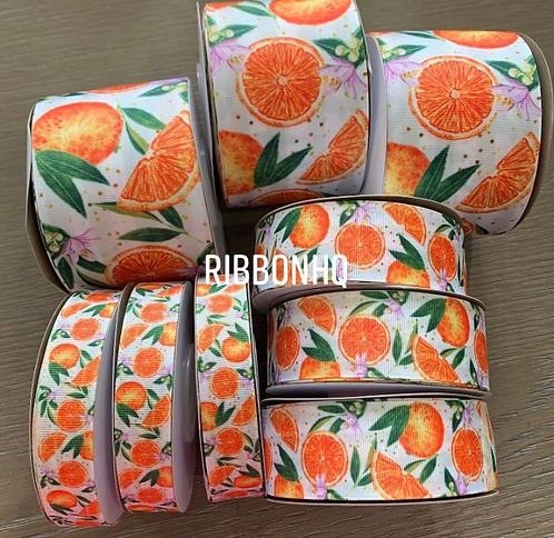 Oranges galore collar