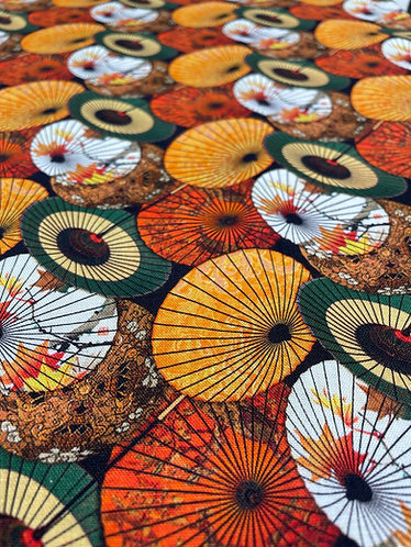 Paper umbrella collar ☂️