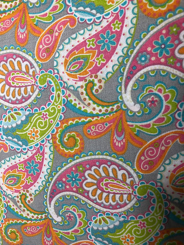 More paisley martingale