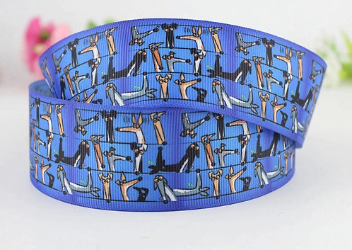 Blue greyhound martingale