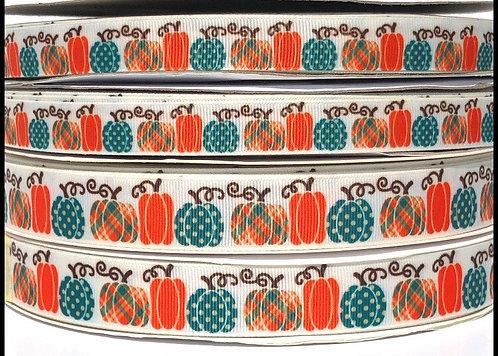 Harvest pumpkins martingale
