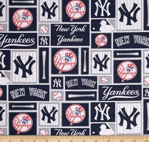"1.5"" Yankees martingale medium"