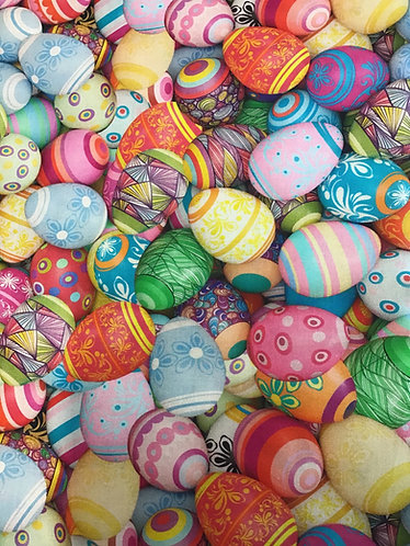 Easter eggs style 2 collar