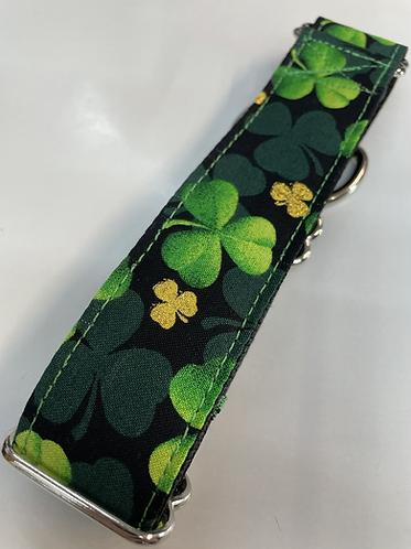 St Patrick's day collar