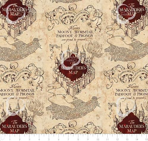Marauders map martingale