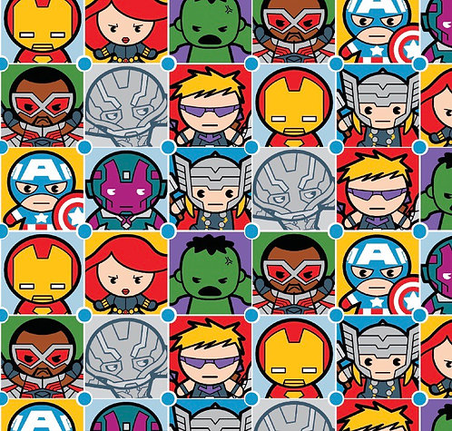 Marvel Character Martingale