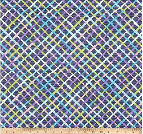 Easter Mably Mad Plaid Martingale