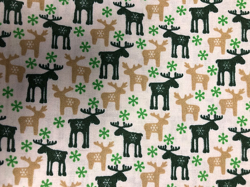 Moose martingale