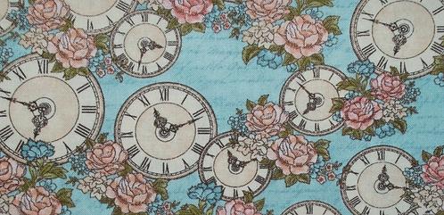 Clocks collar