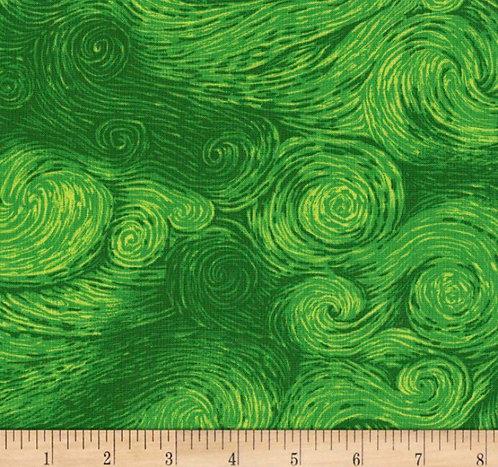 Dream Fantasy Twist Green Martingale