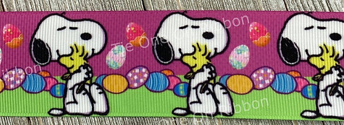 Snoopy Easter collar
