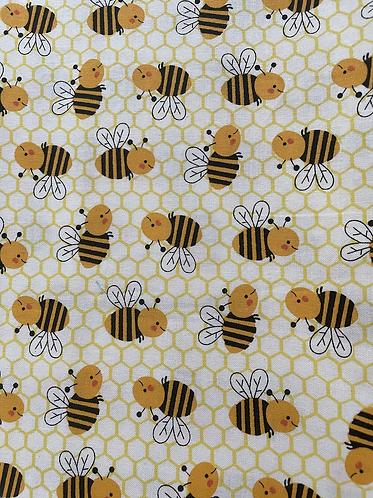 Busy bee collar SKU 0486