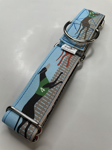 Exclusive Greytcollar greyhound running collar
