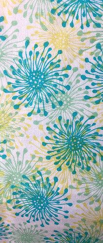 Spring splash floral martingale