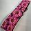 Thumbnail: Pink daisy collar SKU 485