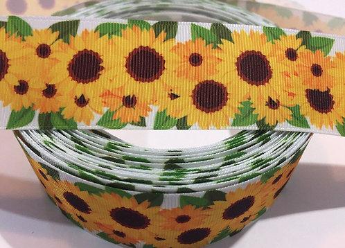Sunflower collar