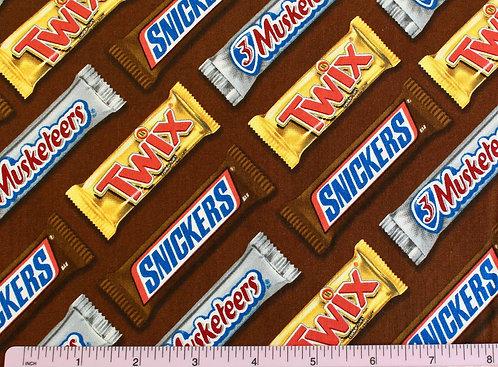 Candy bar collar