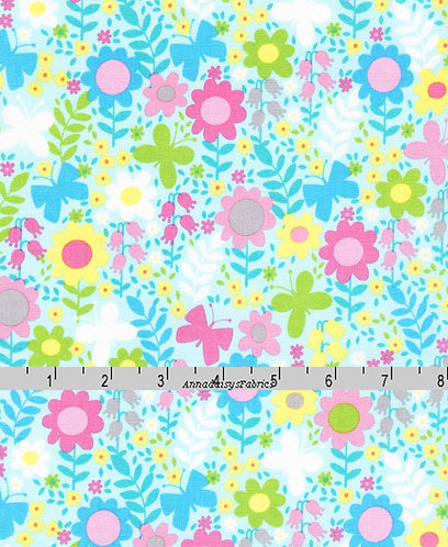 Easter flower martingale