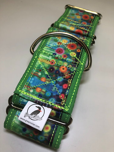 Stick Flowers martingale