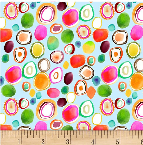 Aqua dots spring martingale