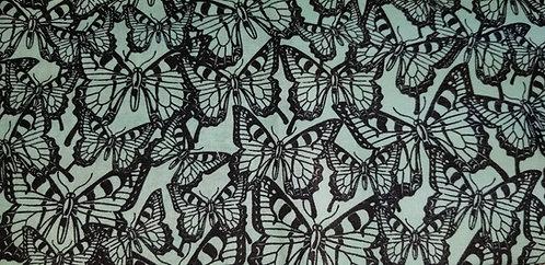 Green Butterflies Martingale