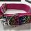 Thumbnail: Rainbow leopard print collar