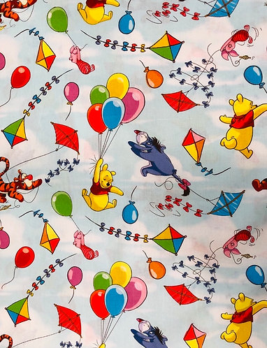 Pooh in the clouds martingale