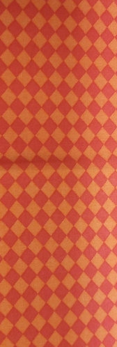 Orange and Red Jester Martingale