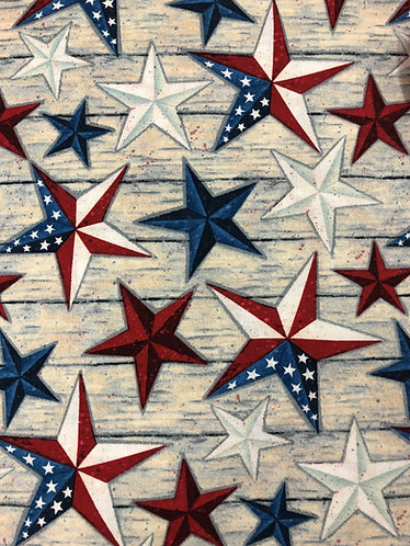 Wooden stars martingale