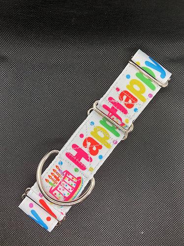 "1.5"" happy birthday martingale"