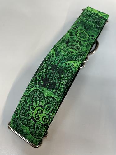 St Patrick's day designer collar