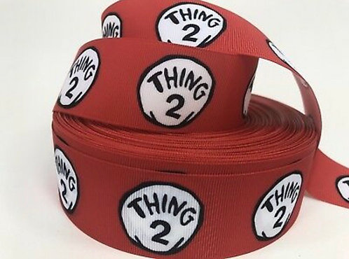 Thing 2 collar
