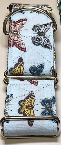Realistic Butterfly Martingale
