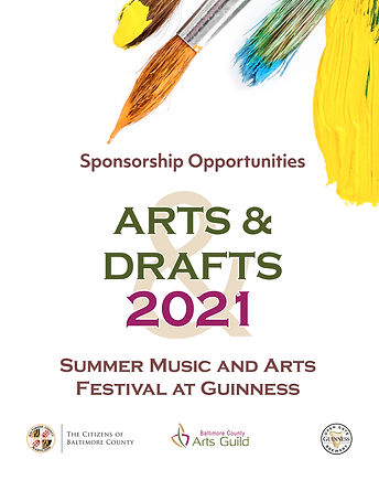 Arts and Drafts Sponsorship Opportunitie