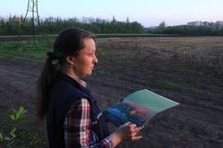 Наташа в полях