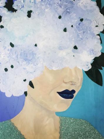 Blue Smirk
