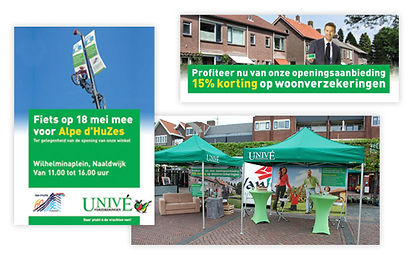 A Fact, Unive, Event marketing