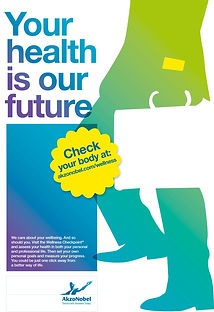 A Fact, AkzoNobel Your health is our future