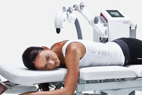 Gymna Cryoflow ICE_CT Kaltlufttherapiegerät mit Biofeedbacksystem