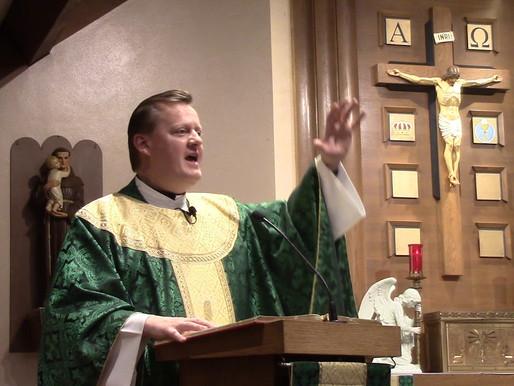 Help Us Welcome Fr. David Kime